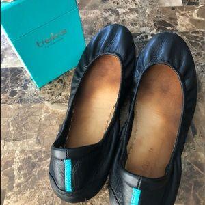 Size 11 Used Tieks Black